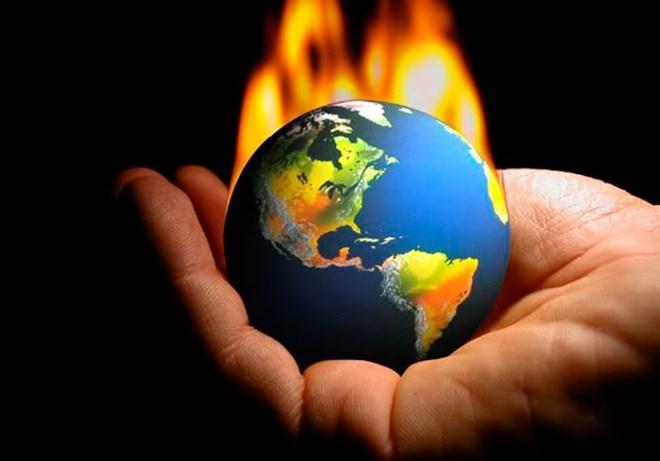 Biến đổi khí hậu là nguy cơ tác động lớn nhất của toàn cầu năm 2016