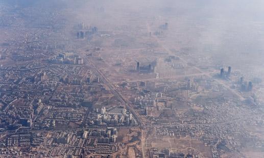 Thế giới chết dần vì ô nhiễm không khí